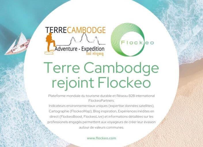 Flockeo et Terre Cambodge: le voyage durable et responsable